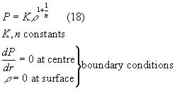 boundary conditions and pressure equation